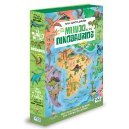 Viaja, conoce, explora. El mundo de los dinosaurios