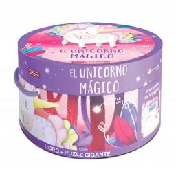 El unicorno mágico