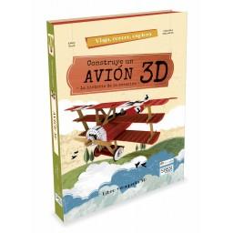 Viaja, conoce, explora - Motor. Construye el avión - 3D. Historia de la aviación