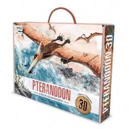 La era de los dinosaurios. Pteranodon - 3D