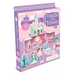El castillo de las princesas - 3D