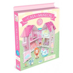 La casa de muñecas - 3D
