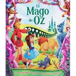 Cuentos Clásicos .  El Mago De Oz