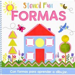 Stencil Fun. Stencil Fun Formas