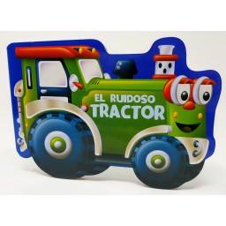Troquelados. El Tractor Ruidoso