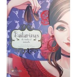 Libros Ilustrados. Bailarinas De Todo El Mundo