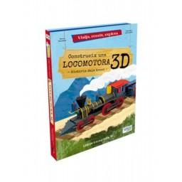 Viaja, Conoce, Explora - Motor. Construeix Una Locomotora 3D